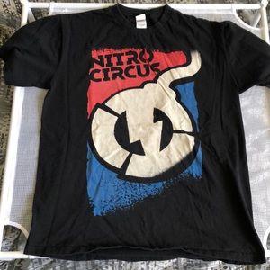 Nitro Circus Bomb Shirt Large